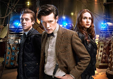 Doctor Who: Asylum Of The Daleks teaser image