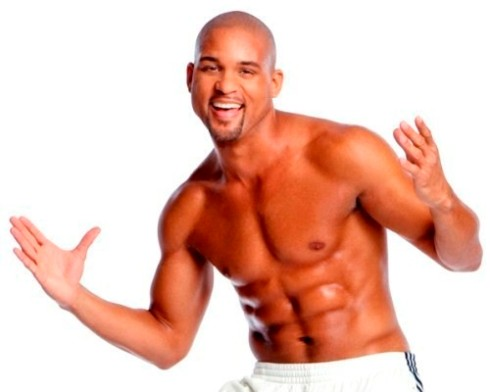 Shaun T, creator of Insanity